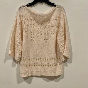 Bar lll knit sweater